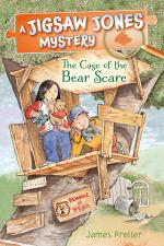 Jigsaw Jones: The Case of the Bear Scare