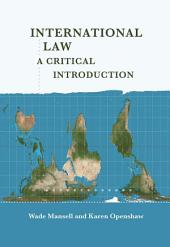 International Law: A Critical Introduction