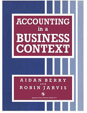 Accounting in a Business Context PDF