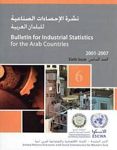 Bulletin for Industrial Statistics for the Arab Countries 2001-2007