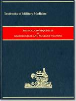 Medical Consequences of Radiological and Nuclear Weapons PDF