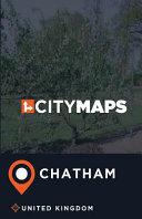 City Maps Chatham United Kingdom