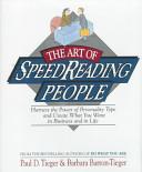 The Art of Speedreading People