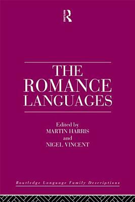 The Romance Languages PDF