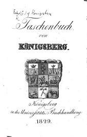 Taschenbuch von Königsberg