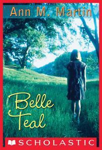Belle Teal Book