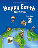 Happy Earth New Edition  Level 2 Class Book