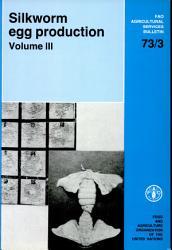 Silkworm Egg Production Book PDF
