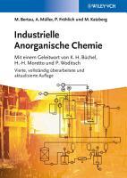 Industrielle Anorganische Chemie PDF