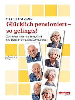 Gl  cklich pensioniert   so gelingts  PDF