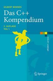 Das C++ Kompendium: STL, Objektfabriken, Exceptions, Ausgabe 2