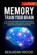 Memory. Train Your Brain