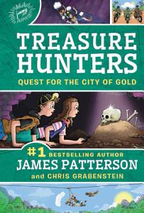 Treasure Hunters  Quest for the City of Gold Book