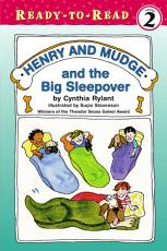 Henry and Mudge and the Big Sleepover PDF