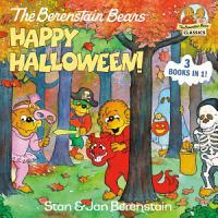 The Berenstain Bears Happy Halloween  PDF