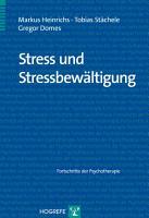 Stress und Stressbew  ltigung PDF