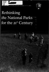 Rethinking The National Parks For The 21st Century Book PDF