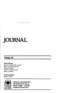 Estates   Trusts Journal