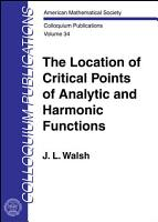 The Location of Critical Points of Analytic and Harmonic Functions PDF