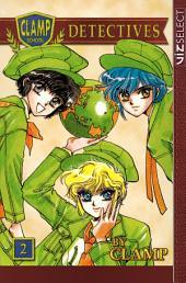 Clamp School Detectives: Volume 2