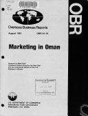 Marketing in Oman