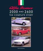 Alfa Romeo 2000 and 2600