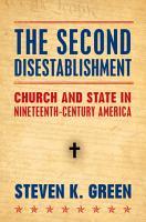 The Second Disestablishment PDF