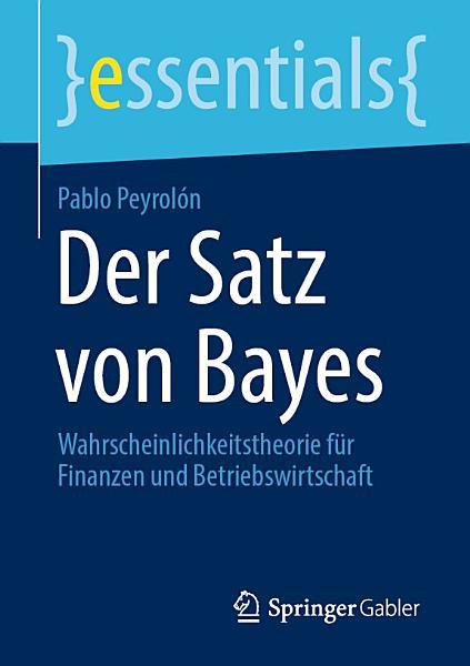 Der Satz von Bayes PDF