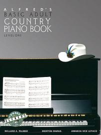 Alfred S Basic Adult Piano Course  Country Songbook  Book 1
