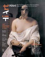 HiArt n  5  Anno 3 luglio   dicembre 2010 PDF