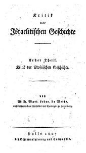 Beiträge zur Einleitung in das Alte Testament: Band 2