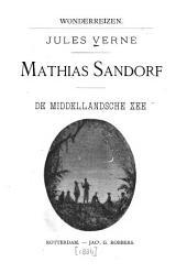 Mathias Sandorf: De Middellandsche Zee, Volume 2