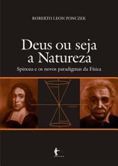 Deus ou seja a natureza: Spinoza e os novos paradigmas da física