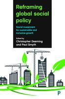 Reframing global social policy PDF