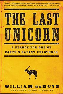 The Last Unicorn Book