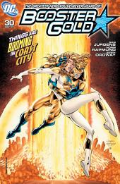 Booster Gold (2008-) #30