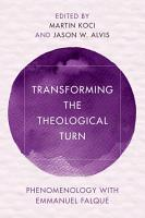 Transforming the Theological Turn PDF