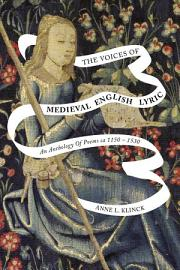 The Voices of Medieval English Lyric PDF