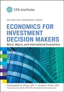 Economics for Investment Decision Makers PDF