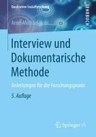Interview und Dokumentarische Methode PDF
