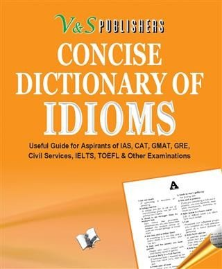 Concise Dictionary Of Idioms Pocket Size