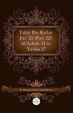 Tafsir Ibn Kathir Juz' 22 (Part 22)