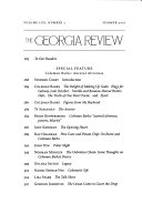 The Georgia Review