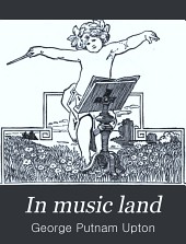 In Music Land: A Handbook for Young People