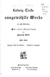 Ludwig Tieck's Ausgewahlte Werke: Volume 8