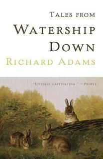 Tales from Watership Down Book