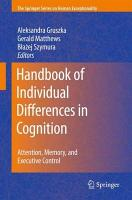 Handbook of Individual Differences in Cognition PDF