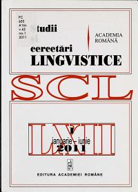 Studii   i cercet  ri lingvistice PDF