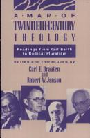 A Map of Twentieth Century Theology PDF