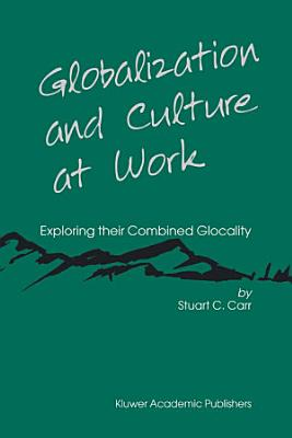 Globalization and Culture at Work